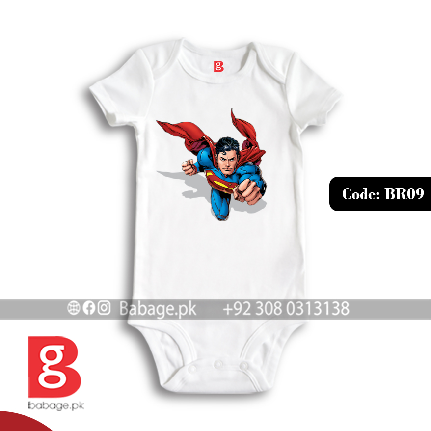 Baby Customize Romper BR07